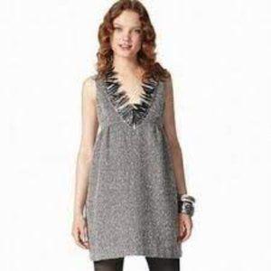 Anna Sui x Target tweed dress New